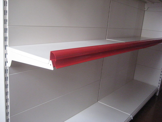 Steel Supermarket Display Shelving For Store Fixture Shop Display Stand