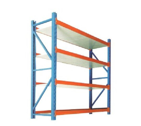 Warehouse Storage Shelves Adjustable Stainless Steel Shelving Powder Coated