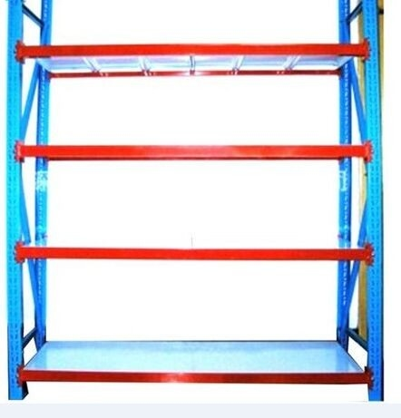 Multilayer Warehouse Storage Racks , 2 Meters Metallic Industrial Storage Racks