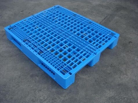 Integrated Logistics Heavy Duty Plastic Pallets Shelving , Warehouse Pallet Rack Storage Systems
