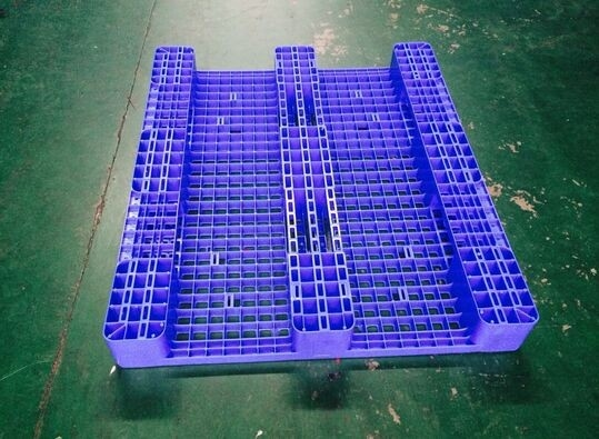 HDPE / PP Plastic Pallet Supermarket Accessories For Logistics Conveying System