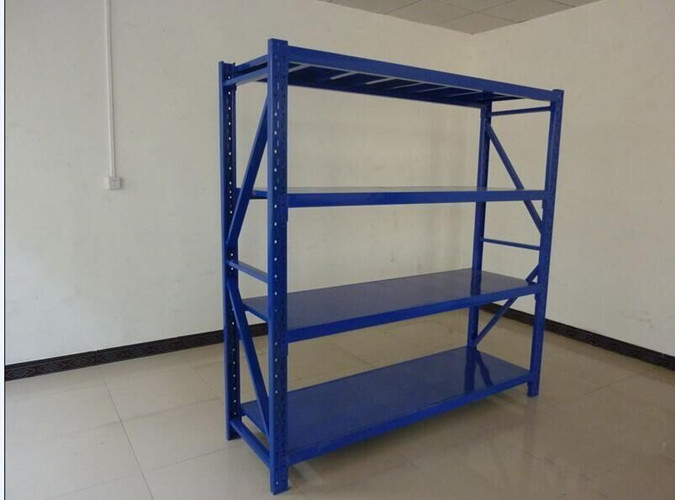 Warehouse Storage Heavy Duty Steel Pallet Racking with Powder Coating