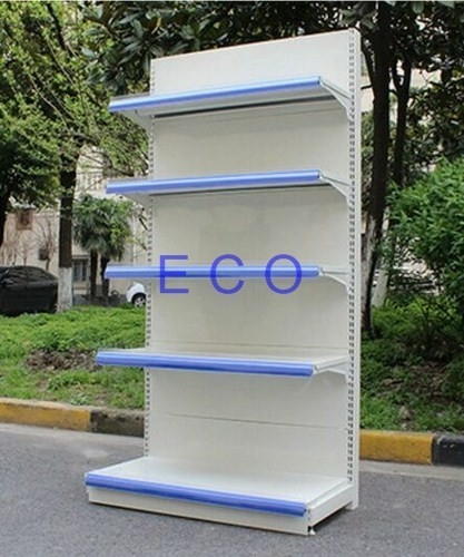 Customizable OEM Steel Supermarket Display Shelving Wall Display Racks