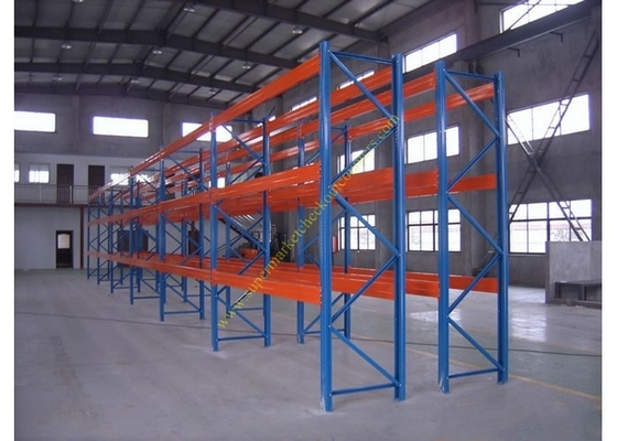 Heavy Duty Storage Pallet Racking Shelves System with Powder Coating