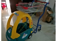 Child Size Children Shopping Carts Mall Toy Cart Kids Shopping Trolley