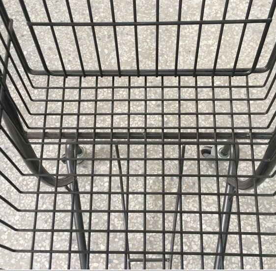 Machine Welding Customizable Shopping Cart Convenient Supermarket Baskets And Trolleys